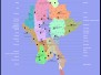 Prison Map in Burma