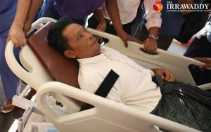 November 13 Aung Hmine San (credit Irrawaddy news)