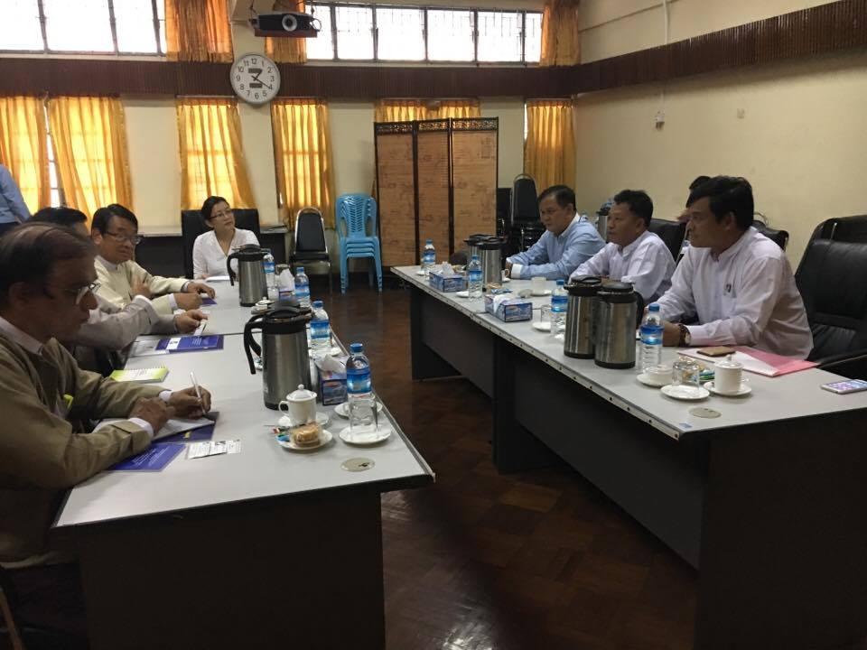 AAPP visit to MNHRC