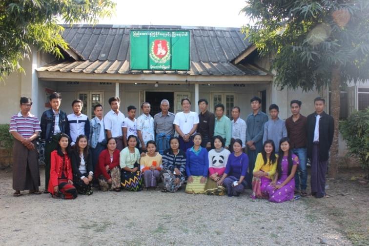 TJ Training at kachin