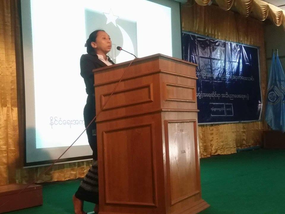 Dr Yu Yu Win