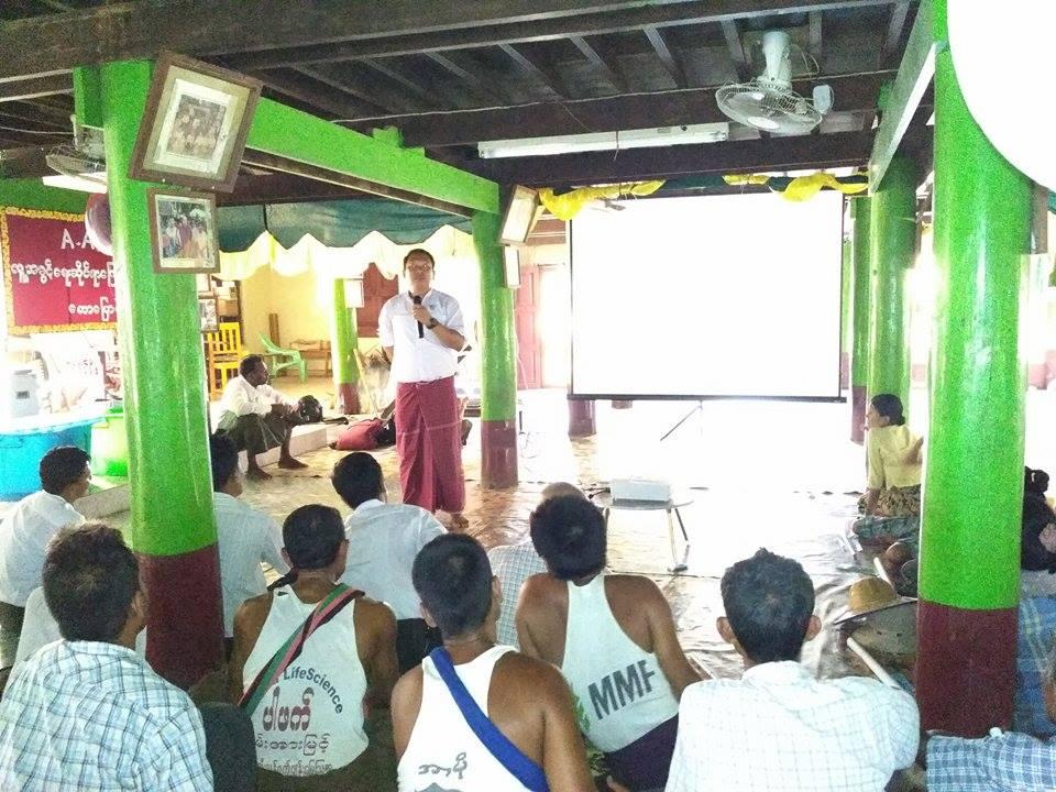 HR discussion in Bago