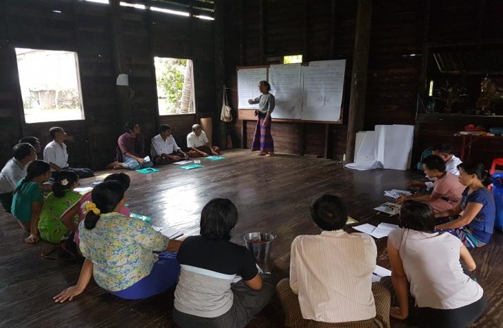 HR TJ in Rakhine