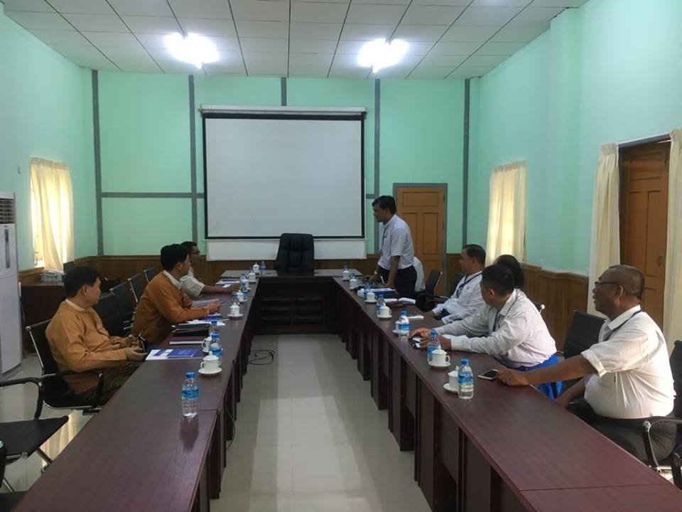 kachin state gov meeting