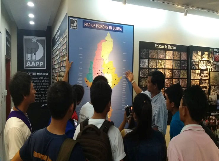 Kayar (Kayani) visit AAPP